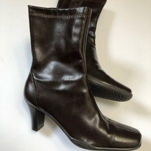 Aerosoles Brown Calf Boot